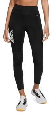 Nike Women's Pro Graphic Print Leggings