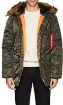 Alpha Industries MEN'S N-3B TECH-TWILL PARKA