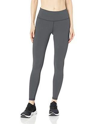 Amazon Essentials Women's Studio Sculpt Mid-Rise Full Length Yoga Legging