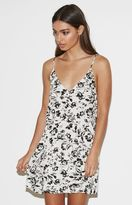 KENDALL + KYLIE Kendall & Kylie Side Tie Slip Dress