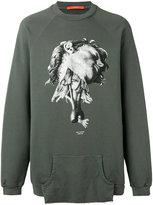 Komakino - printed sweatshirt - men - Cotton - M