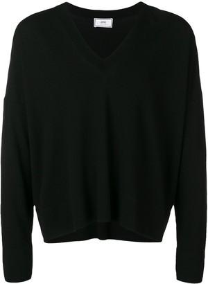 Ami V neck sweater