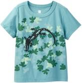 Tea Collection Bedriaga's Rock Lizard Graphic T-Shirt (Baby & Toddler Boys)