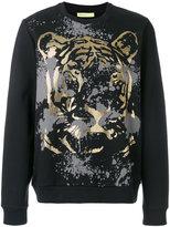 Versace graphic print sweatshirt