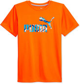 Puma Little Boys' Logo Tee