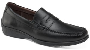 Johnston & Murphy Men's Crawford Penny Loafers Men's Shoes