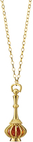 Monica Rich Kosann Wish Genie Bottle Necklace