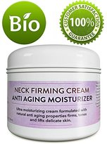 Honeydew Neck Firming Cream Anti-Aging Moisturizer For Women And Men - Firms Tones And Lifts Delicate Skin - Anti Wrinkle Cream With Antioxidants Coconut Jojoba & Avocado - 4 Oz - Paraben free