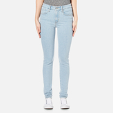 Levi's Women's 721 High Rise Skinny Jeans Drawing A Blank