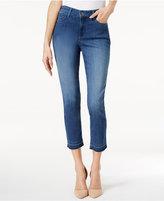 NYDJ Alina Tummy-Control Released-Hem Ankle Jeans
