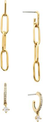 AJOA Lynx Set of 2 Earrings