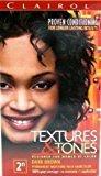 Clairol Text & Tone #2N Dark Brown Kit