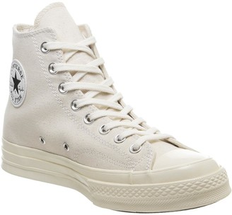 Converse Hi 70s Trainers Natural Black Egret