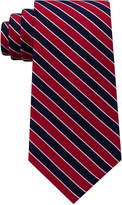 Club Room Men's Stripe Silk Tie, Created for Macy's