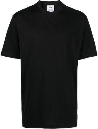 Y-3 rear logo print T-shirt