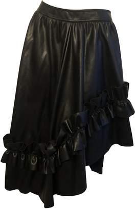 Cédric Charlier Black Skirt for Women