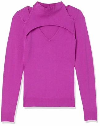 Milly Women's Peek-a-Boo Pullover