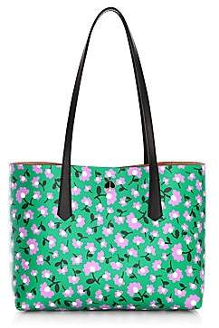 Kate Spade Women's Small Molly Party Floral Tote Bag