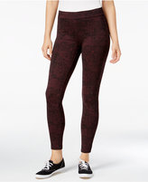 Style&Co. Style & Co. Petite Printed Leggings, Only at Macy's