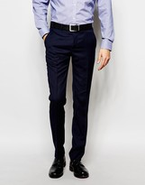 Ben Sherman Plain Suit Trousers