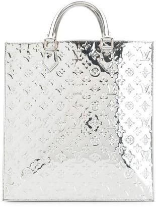 Louis Vuitton 2009 Sac Plat tote