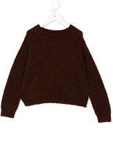 Bellerose Kids round neck jumper