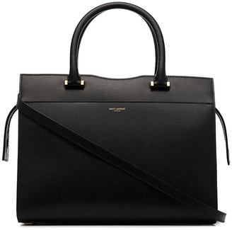 Saint Laurent Uptown leather tote bag