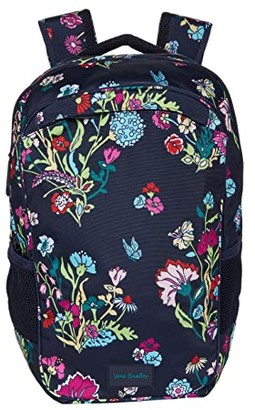 Vera Bradley ReActive XL Backpack (Itsy Ditsy Floral) Backpack Bags
