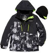 ZeroXposur Snowboard Jacket and Beanie - Boys 8-20