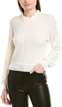 Joie Hadar Wool-Blend Sweater