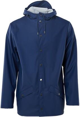 Rains Jacket Klein Blue XXS XS