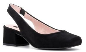 Wilson Rebel Slingback Chunky Heels Women's Shoes