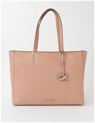 Calvin Klein Double Handle Tote Bag