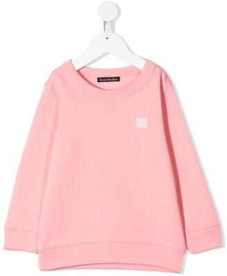 Acne Studios Kids Mini Fairview sweatshirt