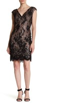 Marina Sequin Lace Dress