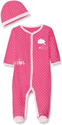 Dodo Homewear Baby Girls' LFD.Sleep.ENS Onesie