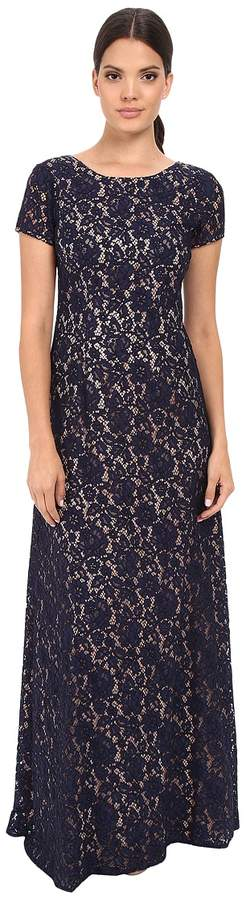 Donna Morgan Alice Cap Sleeve Dress Women's Dress