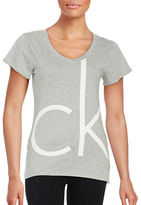 Calvin Klein Logo Sleep Tee
