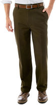 ST. JOHN'S BAY St. John's Bay Worry Free Relaxed-Fit Flat-Front Pants