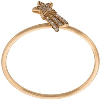 Loquet Shooting Star ring