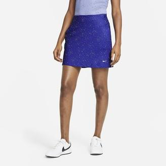 Nike Women's Printed Golf Skirt Dri-FIT UV