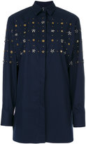 Paul Smith oversized embellished shirt