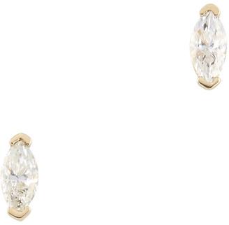 Ariel Gordon Marquis Wink Stud Earrings