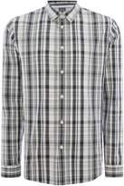 Linea Men's Tribeck Marl Check Shirt