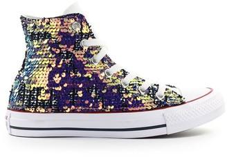 Converse Chuck Taylor Multicolor Sequins Sneaker