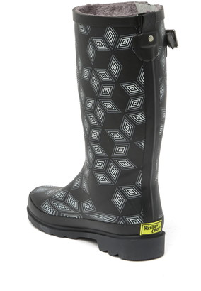 Western Chief Cubique Printed Rain Boot