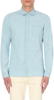 Nudie Jeans Henry pocket cotton shirt