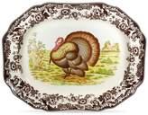 Spode Woodland Harvest Turkey Platter