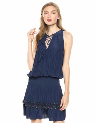 Ramy Brook Women's Kai Sleeveless Mini Dress