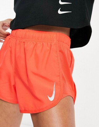 Nike Running shorts in red